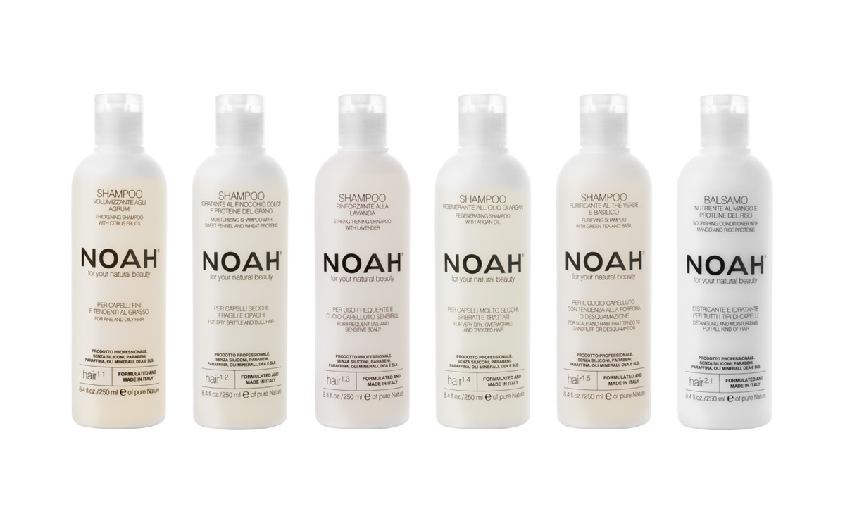 NOAH for your natural beauty.